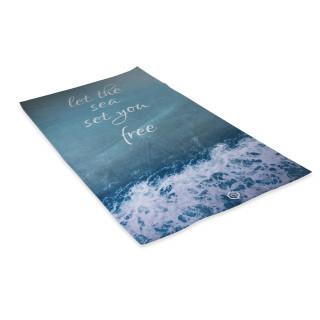 """Handtuch """"Suave"""" mit Digitaldruck 100 x 180 cm"""
