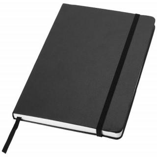Classic Office A5 Notizbuch, schwarz