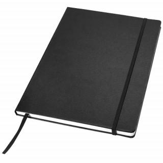 Executive A4 Notizbuch, schwarz