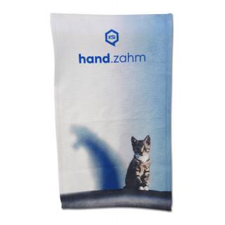 """Handtuch """"Suave"""" mit Digitaldruck 30 x 50 cm"""