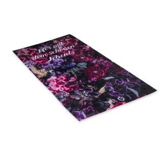 """Handtuch """"Suave"""" mit Digitaldruck 70 x 140 cm"""