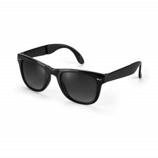 ZAMBEZI Faltbare Sonnenbrille, schwarz