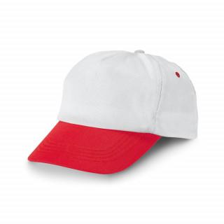 STEFANO Baseball Cap, rot