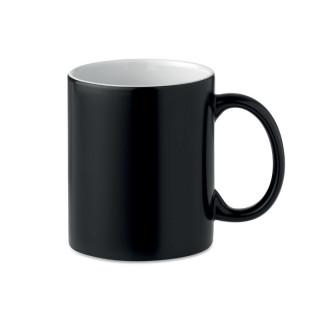 SUBLIDARK Kaffeebecher Subli 300ml, schwarz