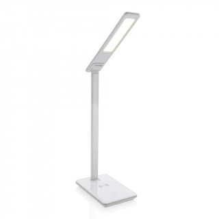 5W Wireless Charging Schreibtischlampe, weiß