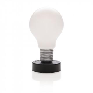 Drucklampe, schwarz, weiß