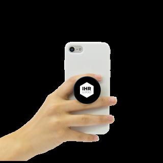 PopSockets Handy-Halter, schwarz