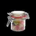 Weckglas 255 ml gefüllt mit Bonbons Kategorie BASIS