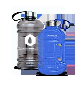 Water Gallon als Werbeartikel bedrucken