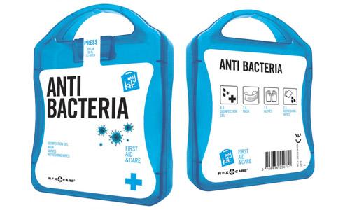DESINFEKTIONSMITTEL bedrucken mit Logo als Werbeartikel