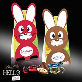 LINDT & SPRÜNGLI Schokolade Werbeartike