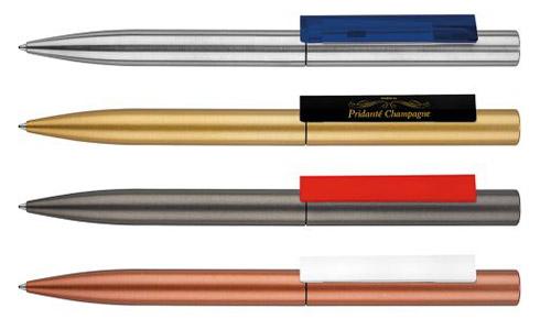 SENATOR Kugelschreiber bedrucken mit Logo als Werbeartikel