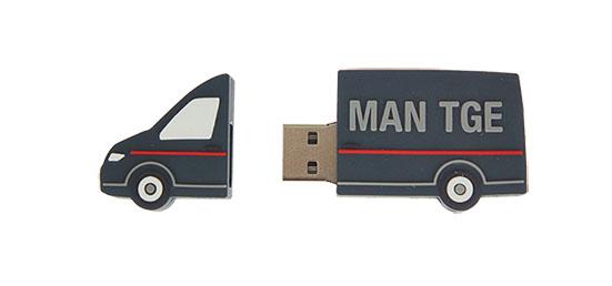 USB-Sticks mit Logo als Werbeartikel